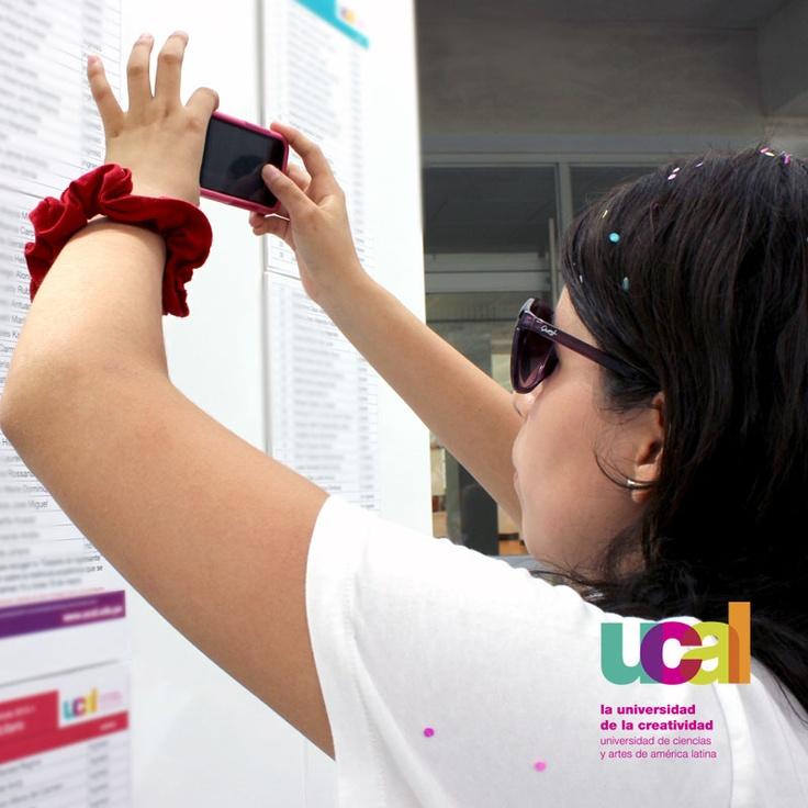 Admisión UCAL 2013 - 1
