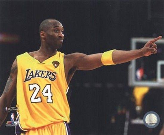 Kobe Bryant - 2010 NBA Finals Game 6 (#16) Sports Photo (10 x 8) - Item # PFSAAML21401 - Posterazzi