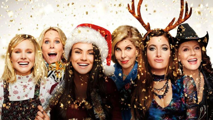 These must see Christmas movies like Bad Moms Christmas have a little bit of everything. Romance, comedy, animation, and terror. Enjoy.
