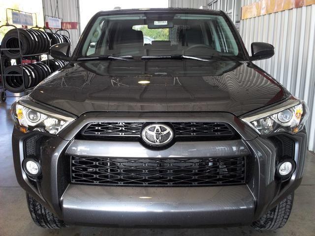2014 Toyota 4runner Sr5 4x4 Sr5 4dr Suv Suv 4 Doors Gray