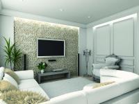 SZUKATERIE: Aranżacja wnętrza z zastosowaniem elementów sztukateryjnych sprawia, że pomieszczenie nabiera wyjątkowego charakteru.