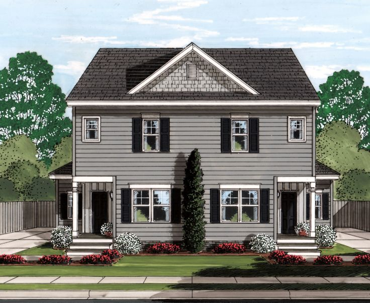 34 best images about popular plans on pinterest house for Modular duplexes