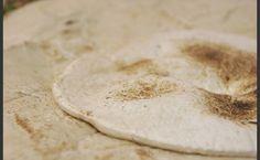 Σπιτική αραβική πίτα