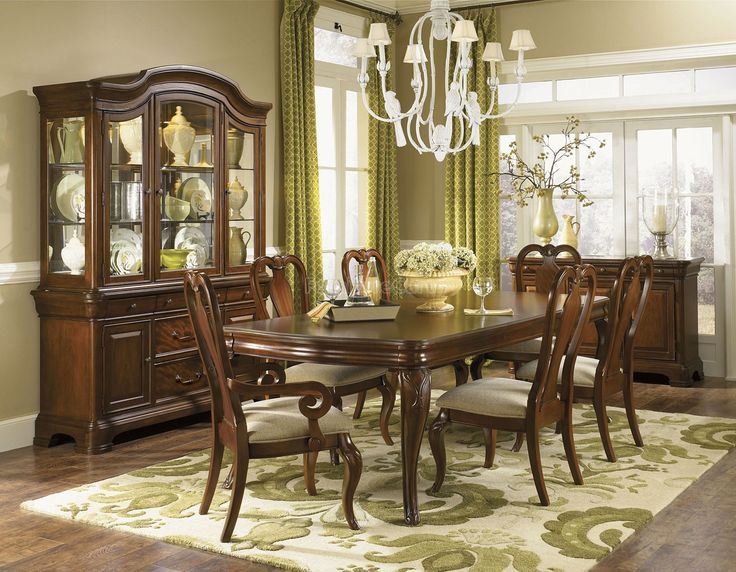 541 Best Inspired Dining Rooms Images On Pinterest  Table Endearing Formal Dining Room Sets Dallas Tx Design Ideas