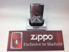 ZIPPO CANADA ICE Hockey Goalie ZIPPO LIGHTER Exclusive EDITION