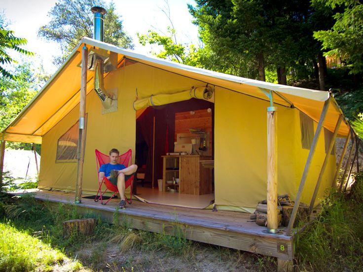 Des vacances nature en famille camping nature et hébergement insolite votre prochaine destination