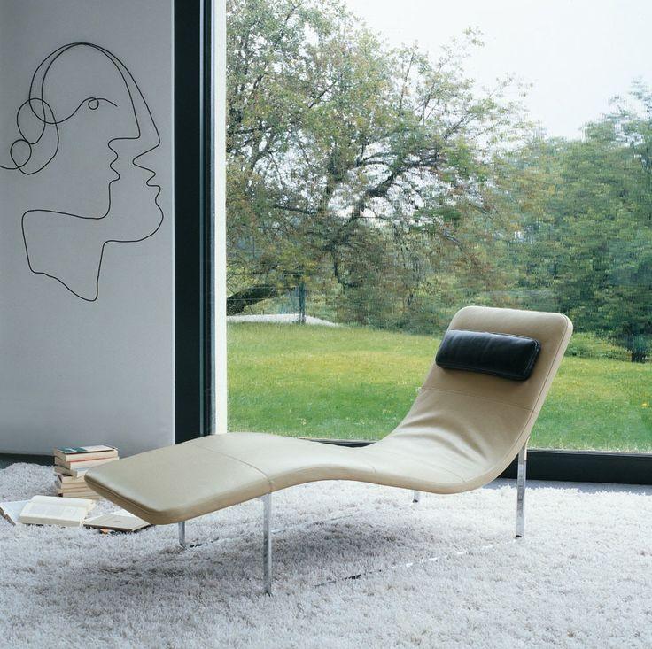 Moderne Chaiselongue von BT Design Daydream mit Schaukelfunktion