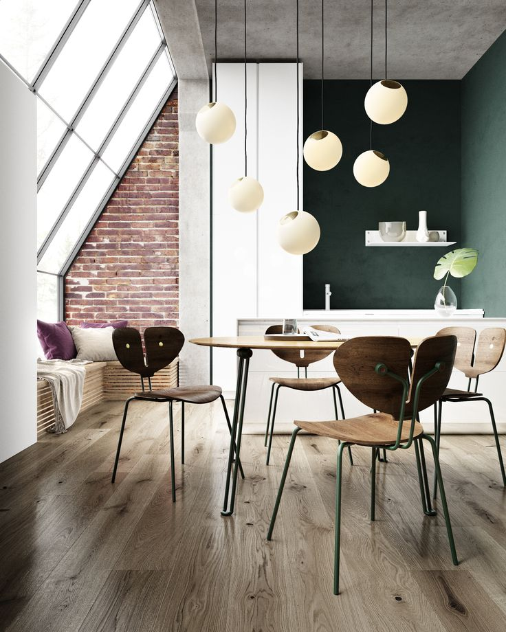 Chair : Moth Chair by Nordic Tales 2016 Lamps : Bright Spot by Nordic Tales 2016…