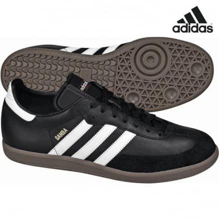 adidas Samba schwarz/weiß Klassiker - fussballgott24