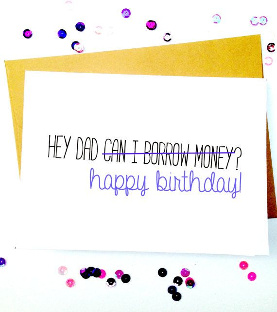 The 25 best Birthday cards for dad ideas on Pinterest Dad