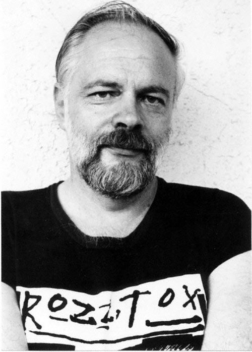 Phillip K Dick. Check out the article from which this picture was pinned.