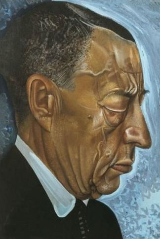 RACHMANINOV BY BORIS GRIGORIEV The 14 greatest composer portraits throughout history - Classical Music - Limelight Magazine