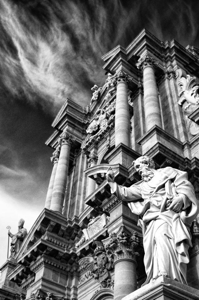 Duomo di Ortigia, by Niki Barbati