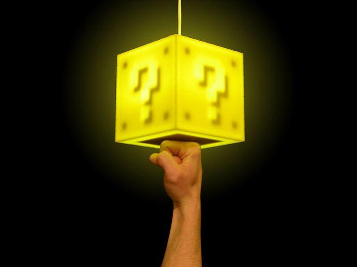 Super Mario Punch Light -umm yes