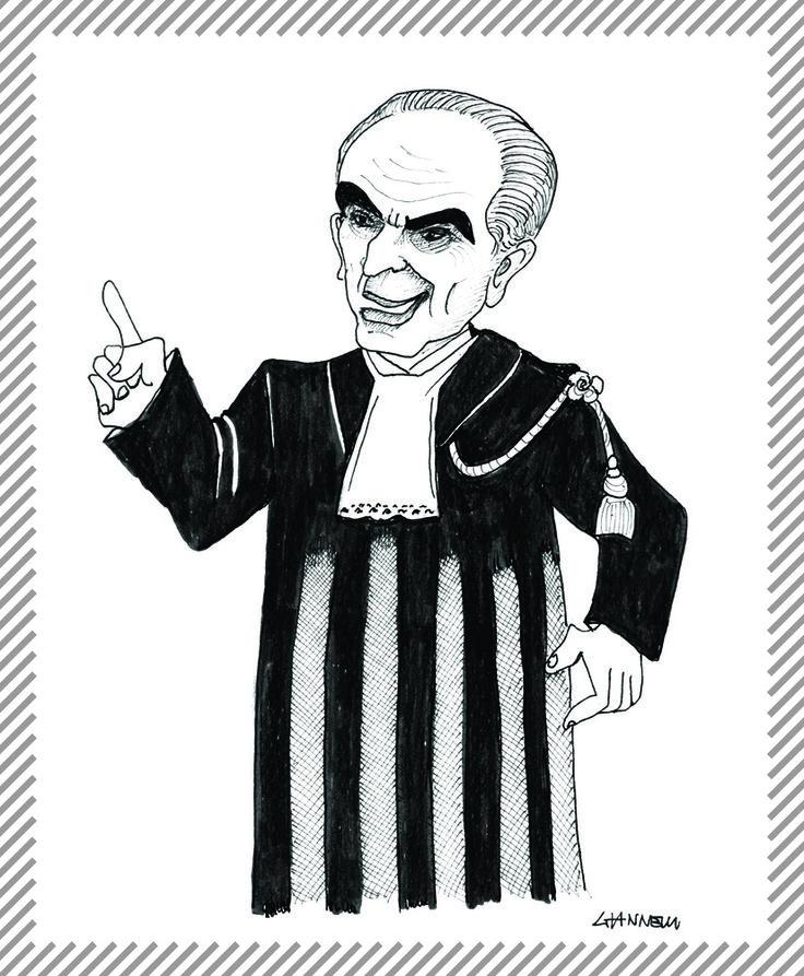 Peppino Prisco. Avvocato penalista e dirigente sportivo. Vicepresidente dell'Inter dal 1963 al 2001. #albumMilano #PeppinoPrisco