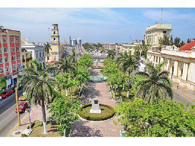 Oriente de la Ciudad de Veracruz.
