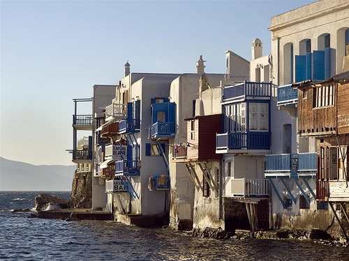 Mykonos Town Little Venice
