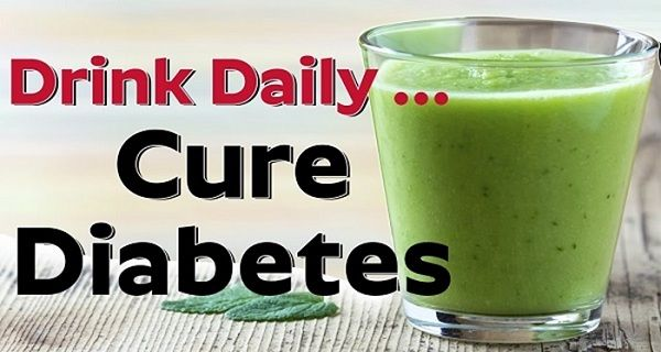 SHOCKING MIRACLE DRINK THAT CURE DIABETES IN ONLY 5 DAYS!