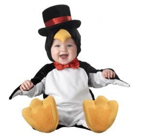 Penguin Costume - Family Friendly Costumes