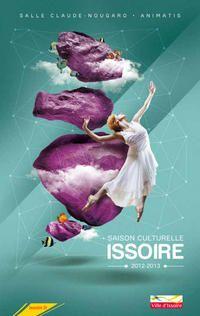 Plaquette de la Saison culturelle 2012-2013 - Toute l'actualité - Ville d'Issoire
