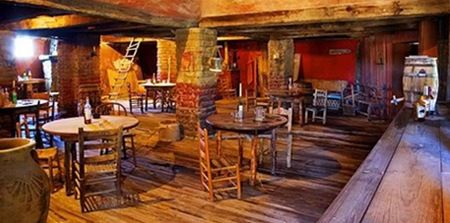 11 best saloon doors images on pinterest swinging doors for Western basement ideas