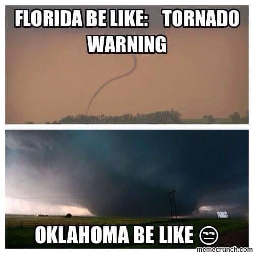 Oklahoma Tornados vs Florida Tornados