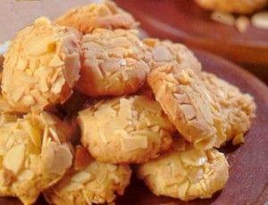 Resep Kue Bakpia Almond Cokelat Keju