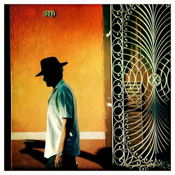 Cuba Squared by Charlene Sollen Kenna, via Behance