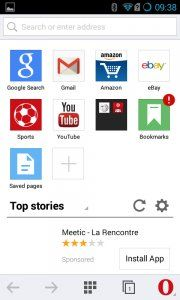 Opera Mini APK free download!!  Opera Mini APK Description  Opera Mini is an Internet browser that uses Opera servers to compress websites in order to load them more quickly which is also useful for saving money on your data plan (if you are using 3G).  Even though Opera Mini's interface is not particularly pretty or elegant it compensates for this by offering some interesting features and a superb usability. You can easily zoom in by pinching the screen and several tactile shortcuts make…