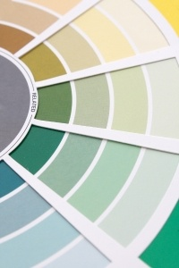 How to use a colour wheel to decorate your home