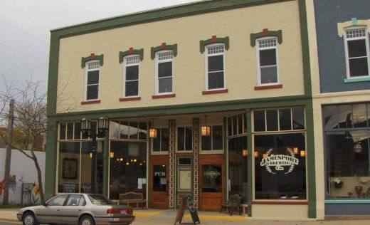 Jamesport Brewing Company, Ludington - Michigan | Roadtrippers