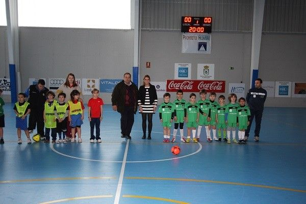 Aldeatejada (Salamanca) acoge un torneo de fútbol sala a favor de Proyecto Hombre