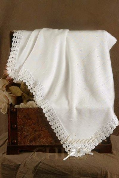 59 Best Images About Christening Baptism Blankets On