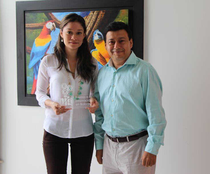 Investigadores ganan premio a la Innovación en Bolívar. #Unicartagena #Investigaciones