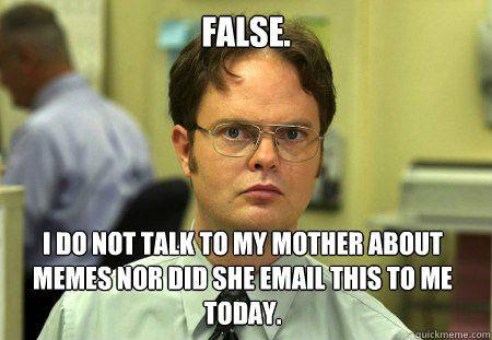 Dwight memes | quickmeme
