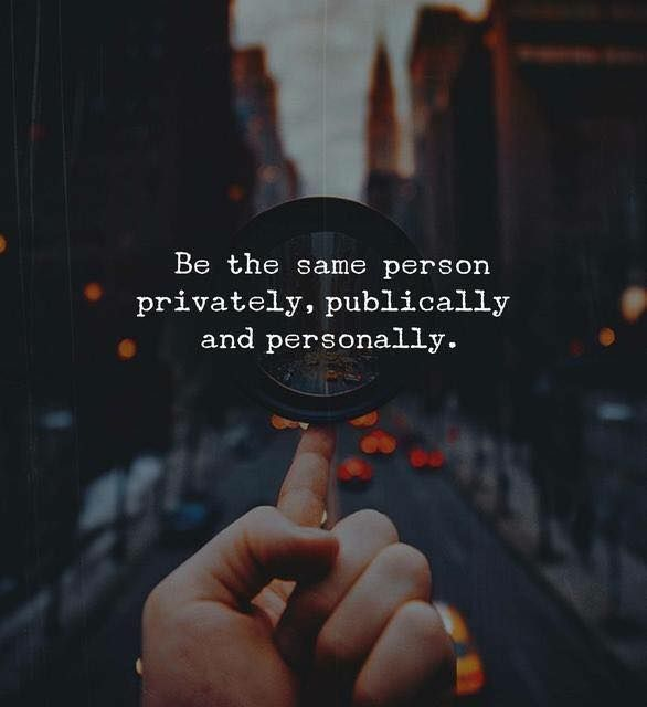 Be the same person.. via (http://ift.tt/2uGi9Ld)