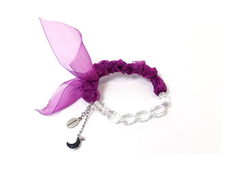 Crystal purple bracelet.  Discount price is from $23.67 and $18.99.  Period 15, July, 2013 ~ 31, July, 2013.