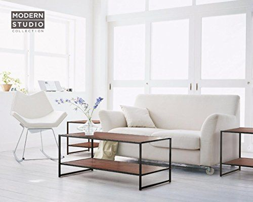 zinus modern studio collection rectangular coffee table a httpssmile modern coffee table setscheap