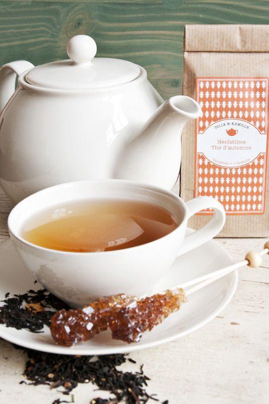 #tea | Dille & Kamille
