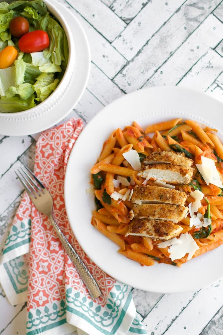 Simple healthy penne pasta recipes