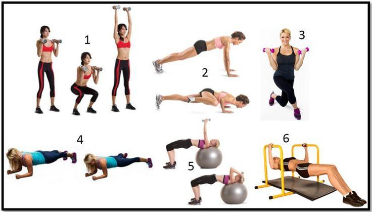 Программа тренировок №2 для девушек в тренажерном зале по типу фигуры песочные часы