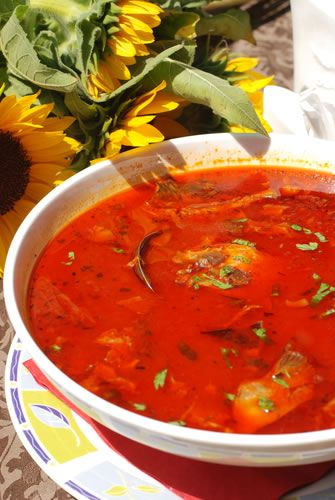 Catfish Stew/ gourmandia.com