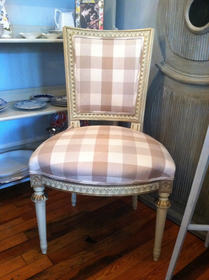 Pair Classic Swedish Gustavian Chairs   Wanted To Show These Because An  Identical Pair