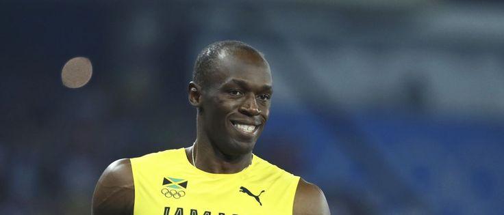 Noticias ao Minuto - Usain Bolt é o primeiro tricampeão dos 100m  O jamaicano Usain Bolt conseguiu um feito inédito na Rio-2016: se tornou o primeiro tricampeão olímpico da história na prova de 100m rasos.