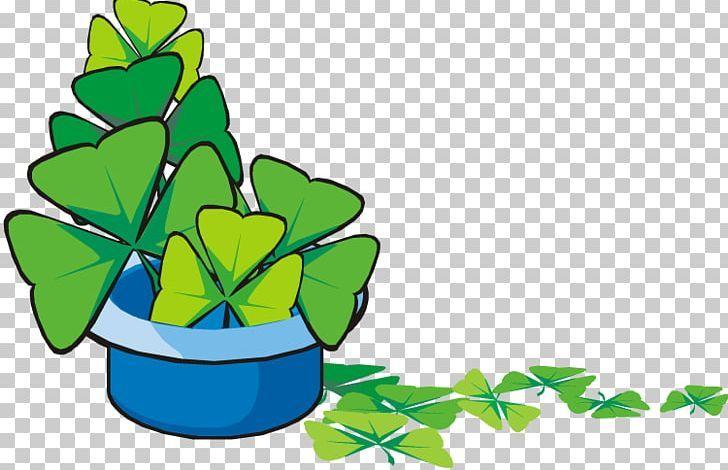 Shamrock Saint Patricks Day Png Animation Blue Bowl Clover Flower St Patricks Day St Patrick Shamrock