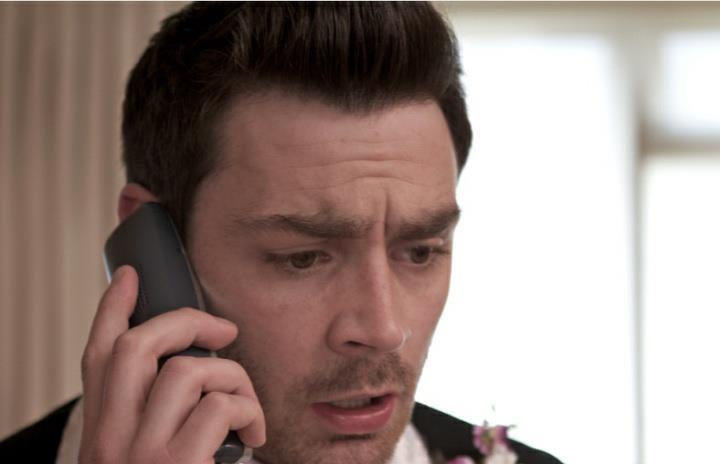 #wedding #stress Matthew McNulty plays Jeremy on #theknot: Wedding Stress