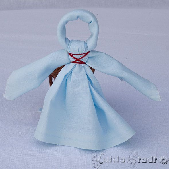 Вятская кукла Кувадка