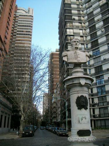 MONUMENTO A MANUEL BELGRANO BARRANCAS DE BELGRANO BUENOS AIRES