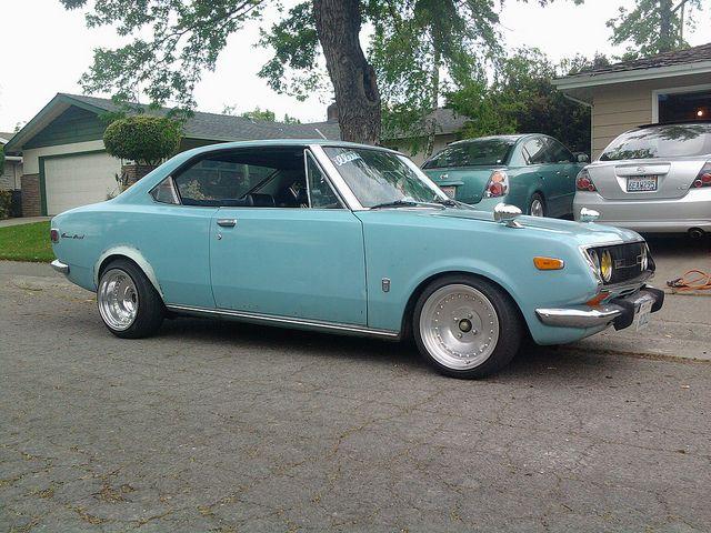 1970 Toyota Corona Mark Ii 1970 toyota corona markii