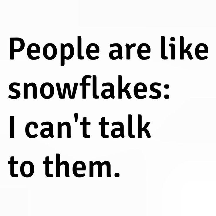 like snowflakes - QS PRN